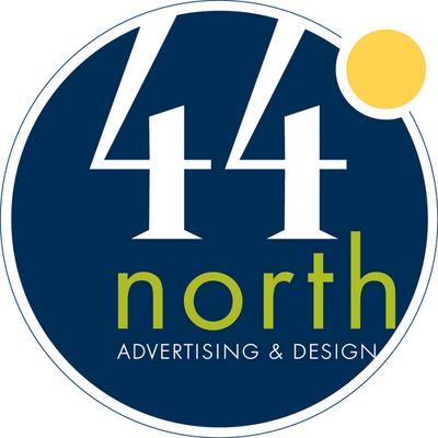 44º North AdvertisingDesign