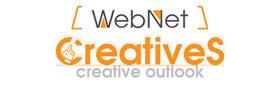 WebNet Creatives Logo