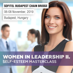 Women in Leadership II. – Self-Esteem MasterClass